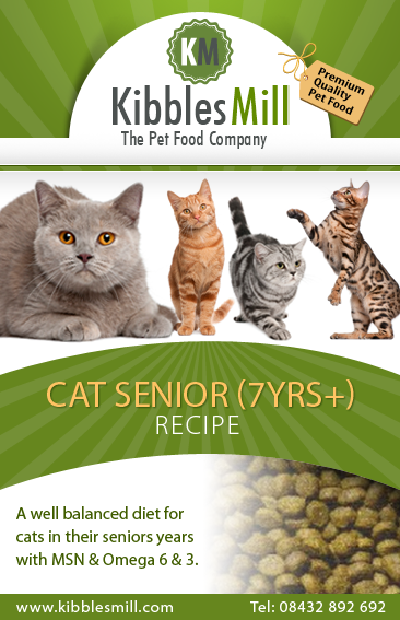 Senior Cat Food