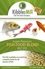 Fish Food Blend