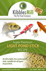 Light Pond Sticks