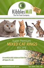 Mixed Cat Rings