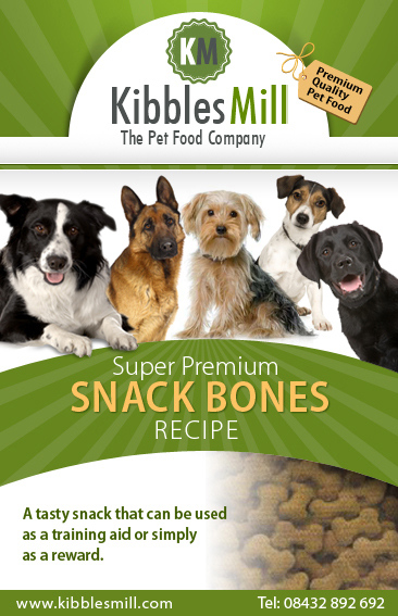 Dog Snack Bones