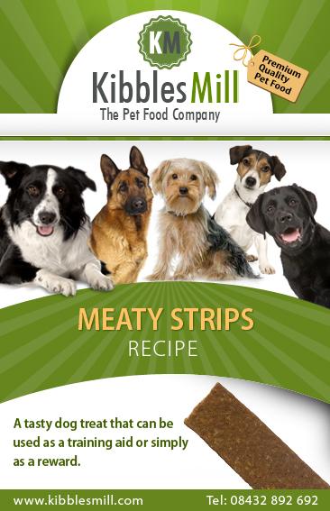Dog snacks meaty_strips