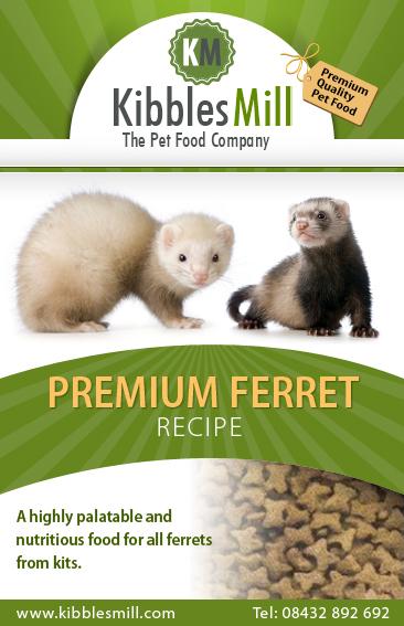 premium_ferret food