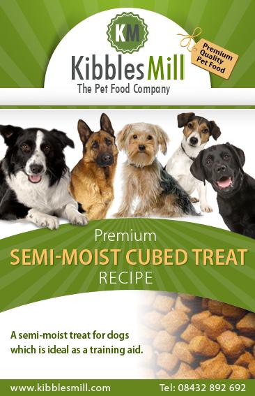 Dog semi_moist_cubed_treat
